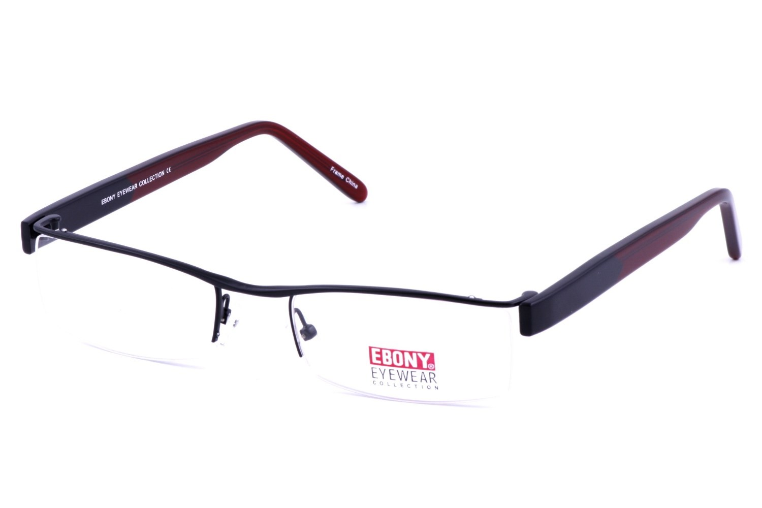Ebony 10 Prescription Eyeglasses Frames