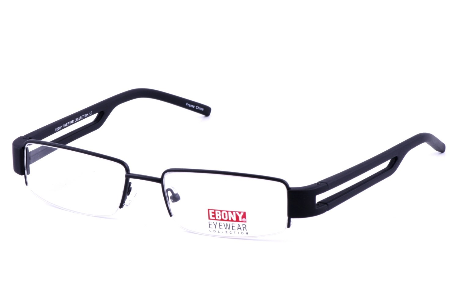 Ebony 11 Prescription Eyeglasses Frames