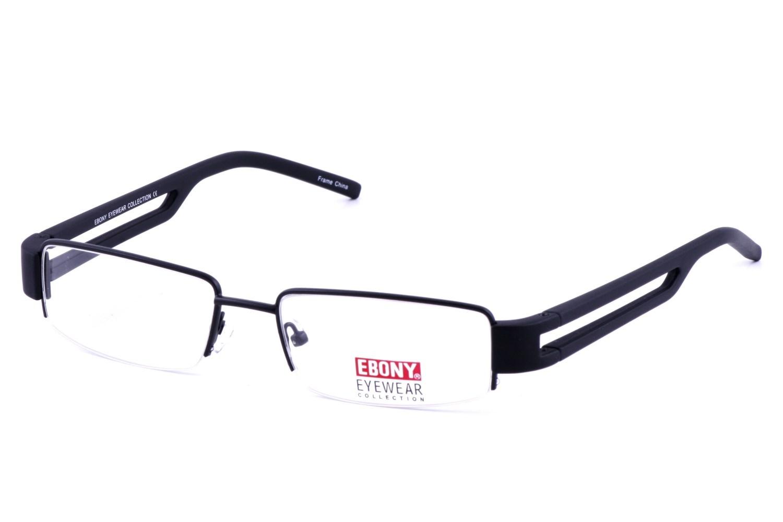 Ebony 11 Prescription Eyeglasses Frames