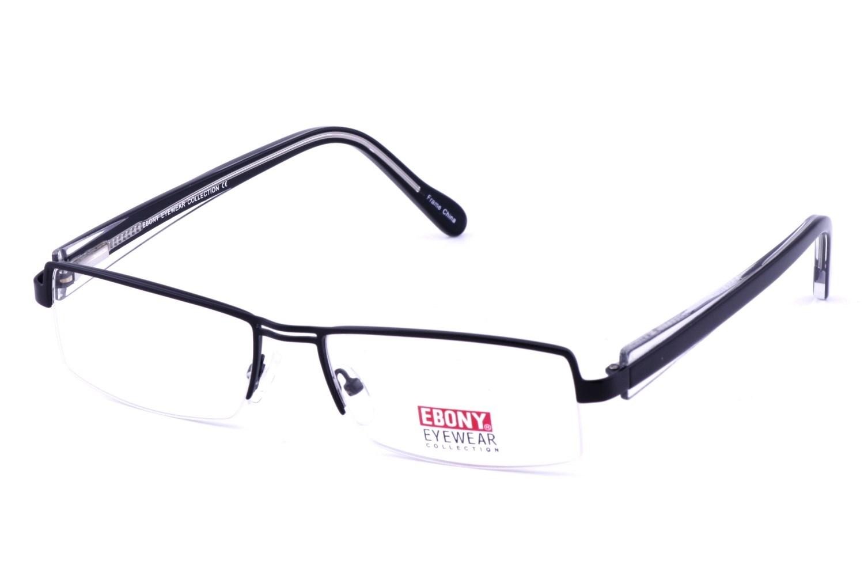 Ebony 14 Prescription Eyeglasses Frames