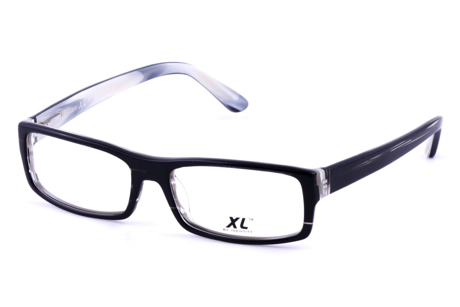 Glasses Frames Xl : Identity Xl Pbx8601 Prescription Eyeglasses Frames ...