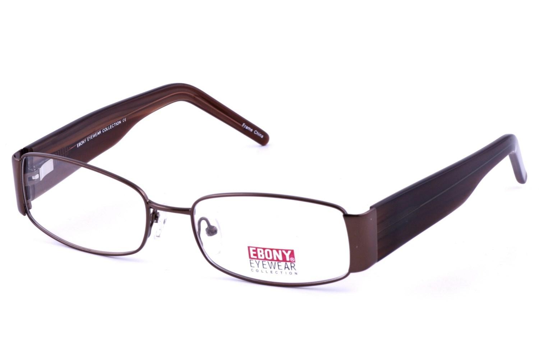 Ebony 16 Prescription Eyeglasses Frames