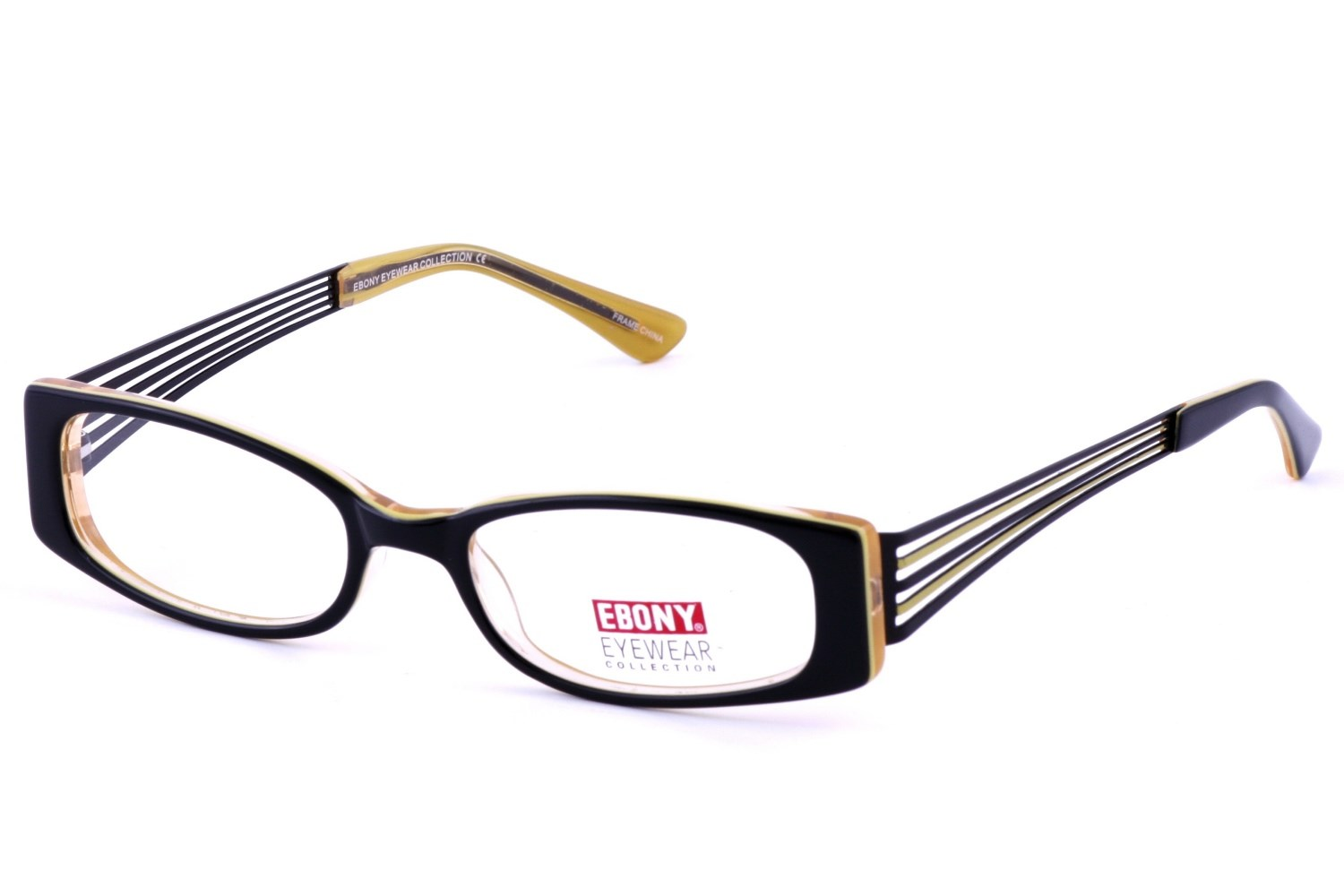 Ebony 2 Prescription Eyeglasses Frames