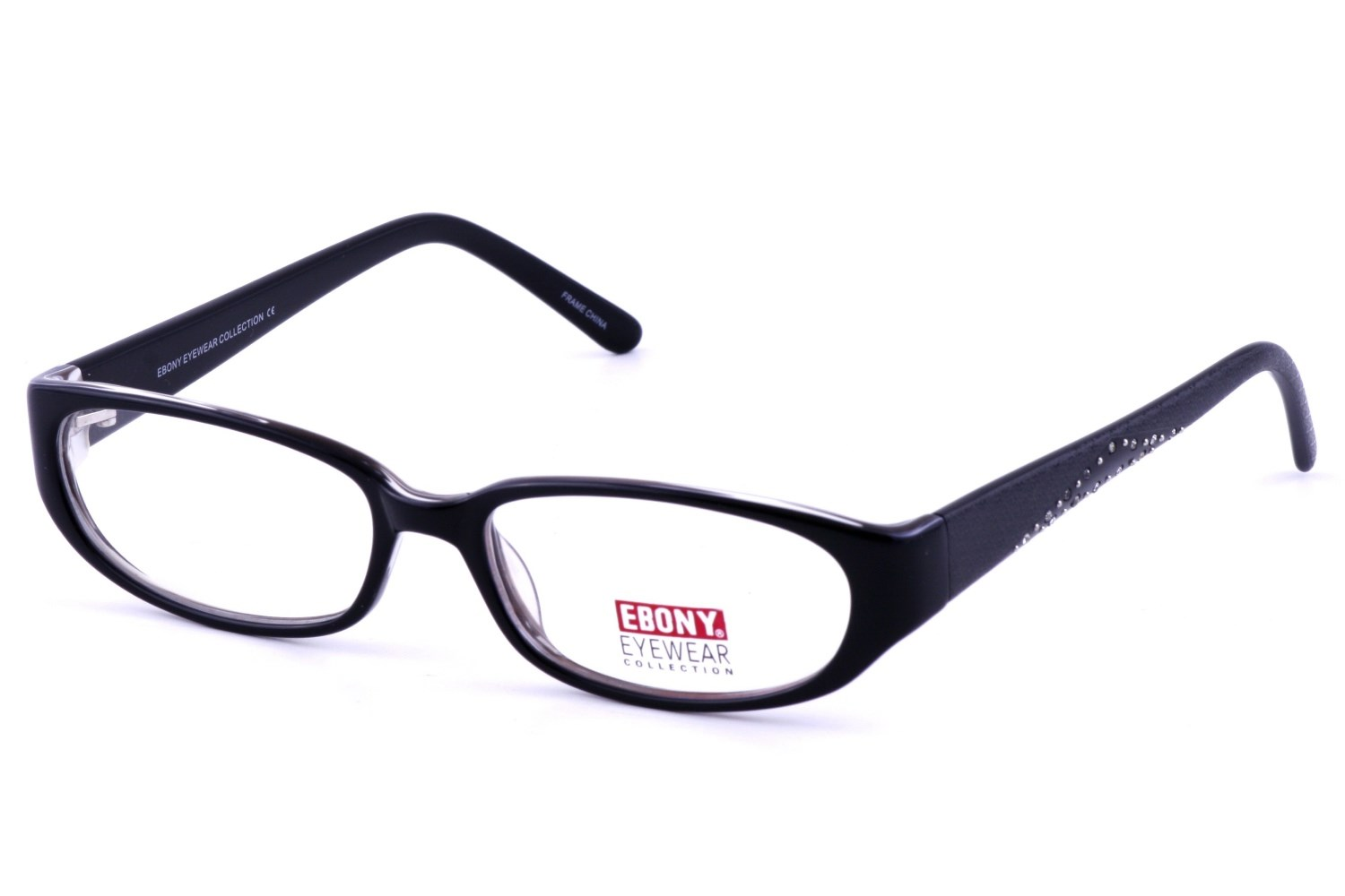 Ebony 4 Prescription Eyeglasses Frames
