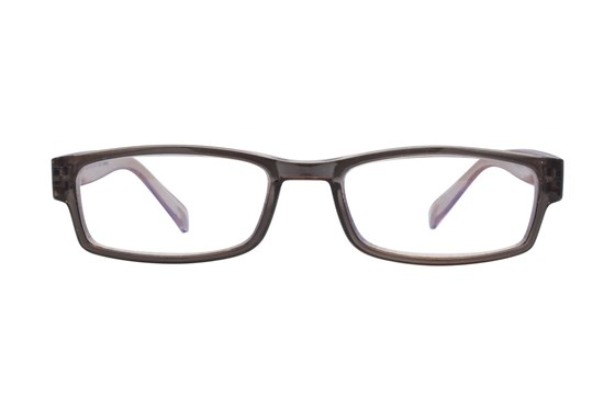 Evolutioneyes E-Specs Computer Glasses EY8324C Brown ReadingGlasses