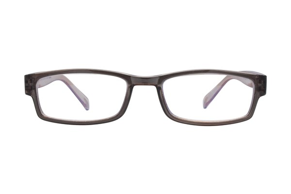 Evolutioneyes E-Specs Computer Glasses EY8324C ReadingGlasses - Brown