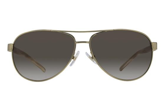 Ralph by Ralph Lauren RA4004 Light Gold Gold Sunglasses