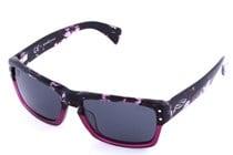 Smith Optics Chemist Black Violet Polarized Sunglasses