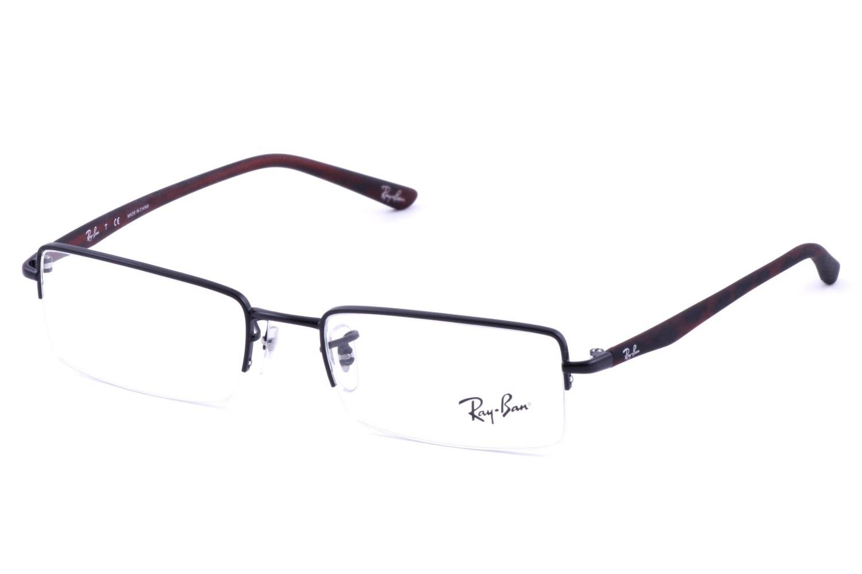 ban rx 6222 prescription eyeglasses frames