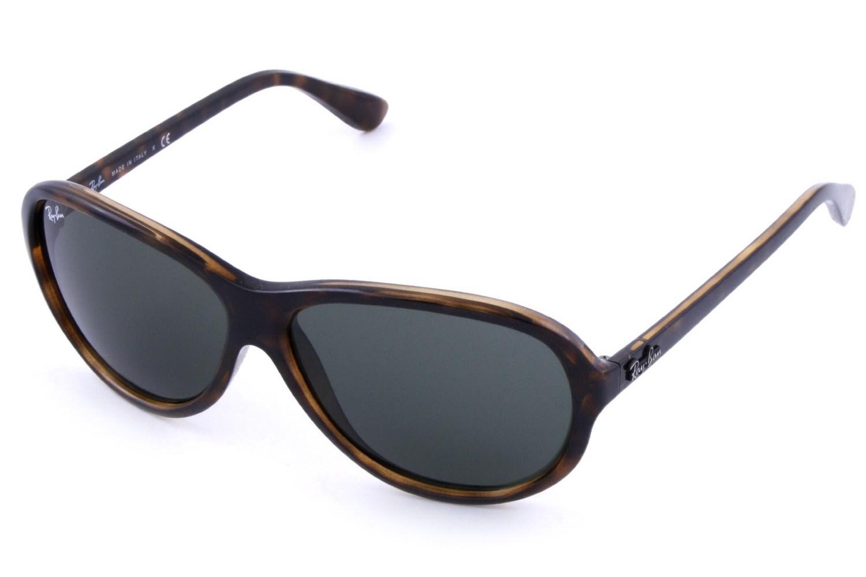 f70a5221d1f4 Ray-Ban RB 4153 Plastic Aviator Sunglasses - VenusSlateGrayContacts