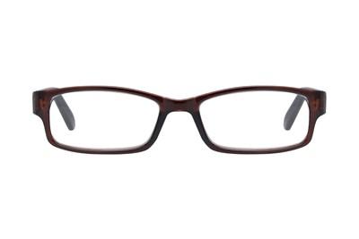 2a6a98d75af Xtravision Derick Men s Reader with Cases (2 pack) Brown