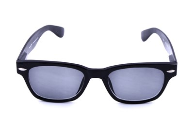 Peepers Clark Kent Solar Reading Sunglasses Black