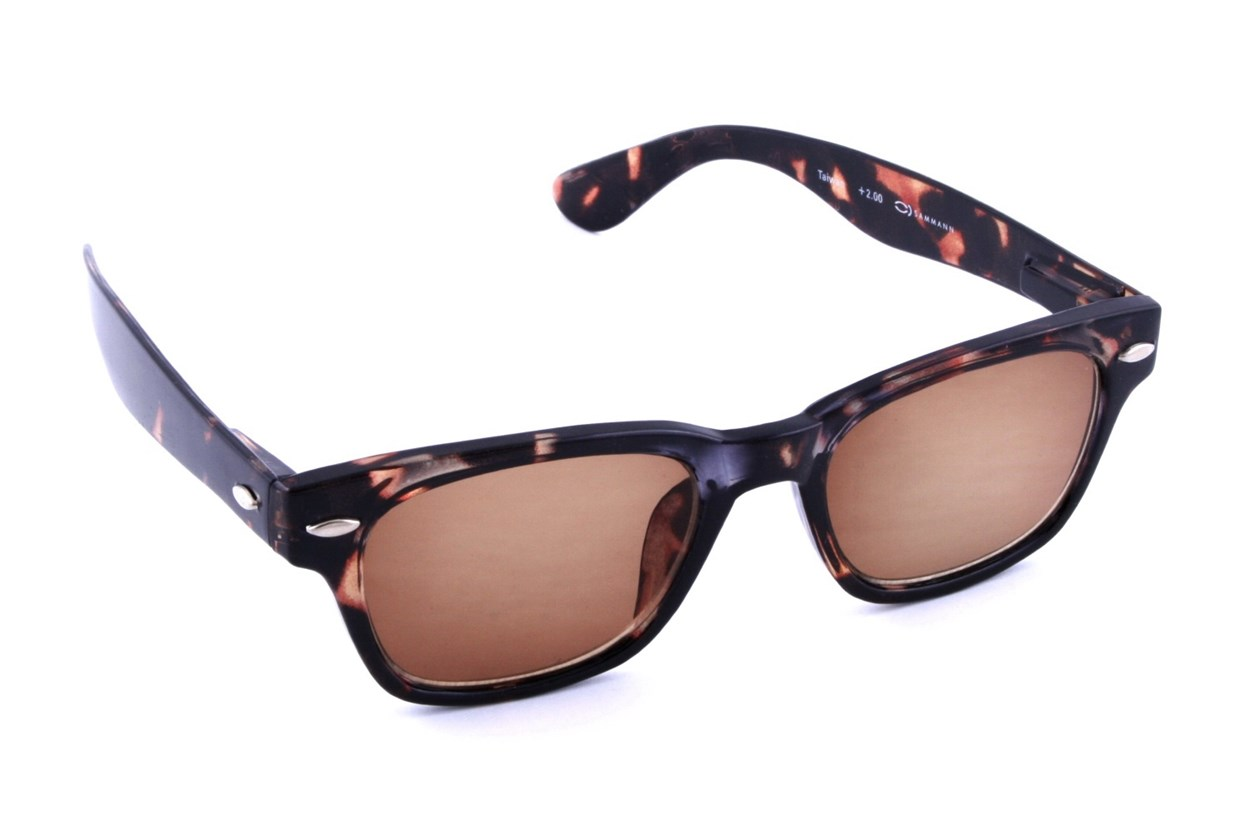 Peepers Clark Kent Solar Reading Sunglasses Tortoise