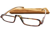 Peepers Golden Tortoise Classics Reading Glasses