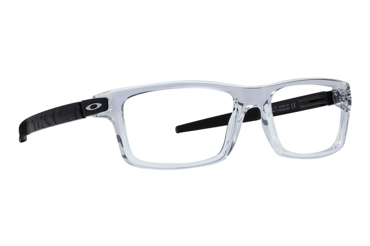 Oakley Currency (54) Clear Eyeglasses