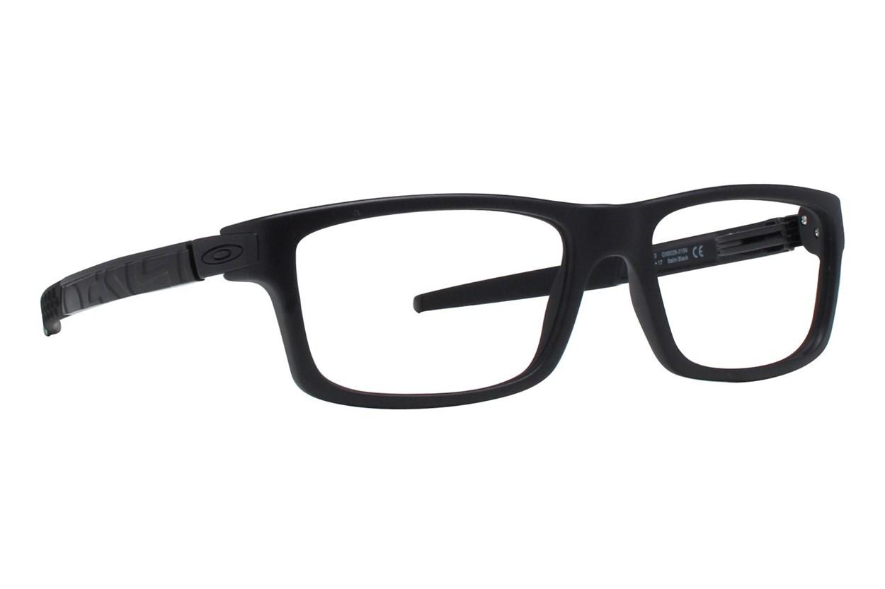 Oakley Currency (54) Black Eyeglasses