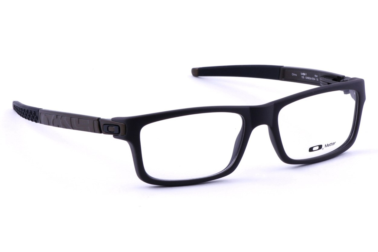 Oakley Currency (54) Black Eyeglasses