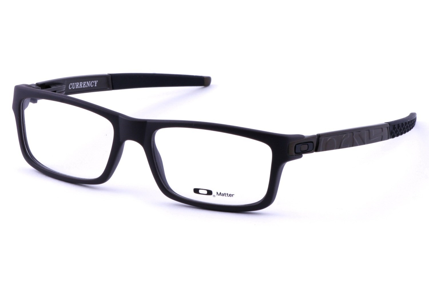 Oakley Frame Prescription Glasses : Oakley Currency (54) Prescription Eyeglasses ...
