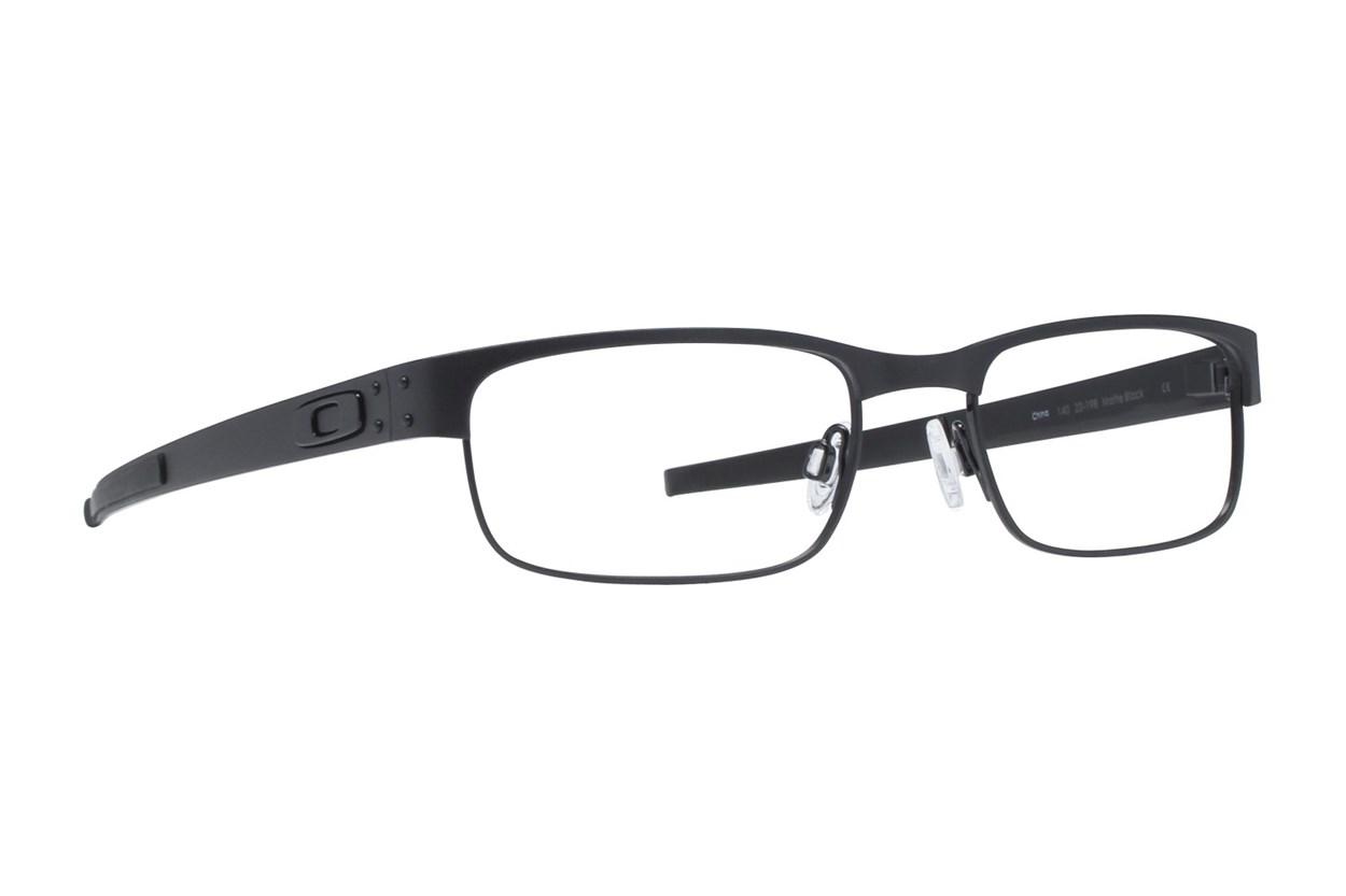 Oakley Metal Plate (53) Black Eyeglasses