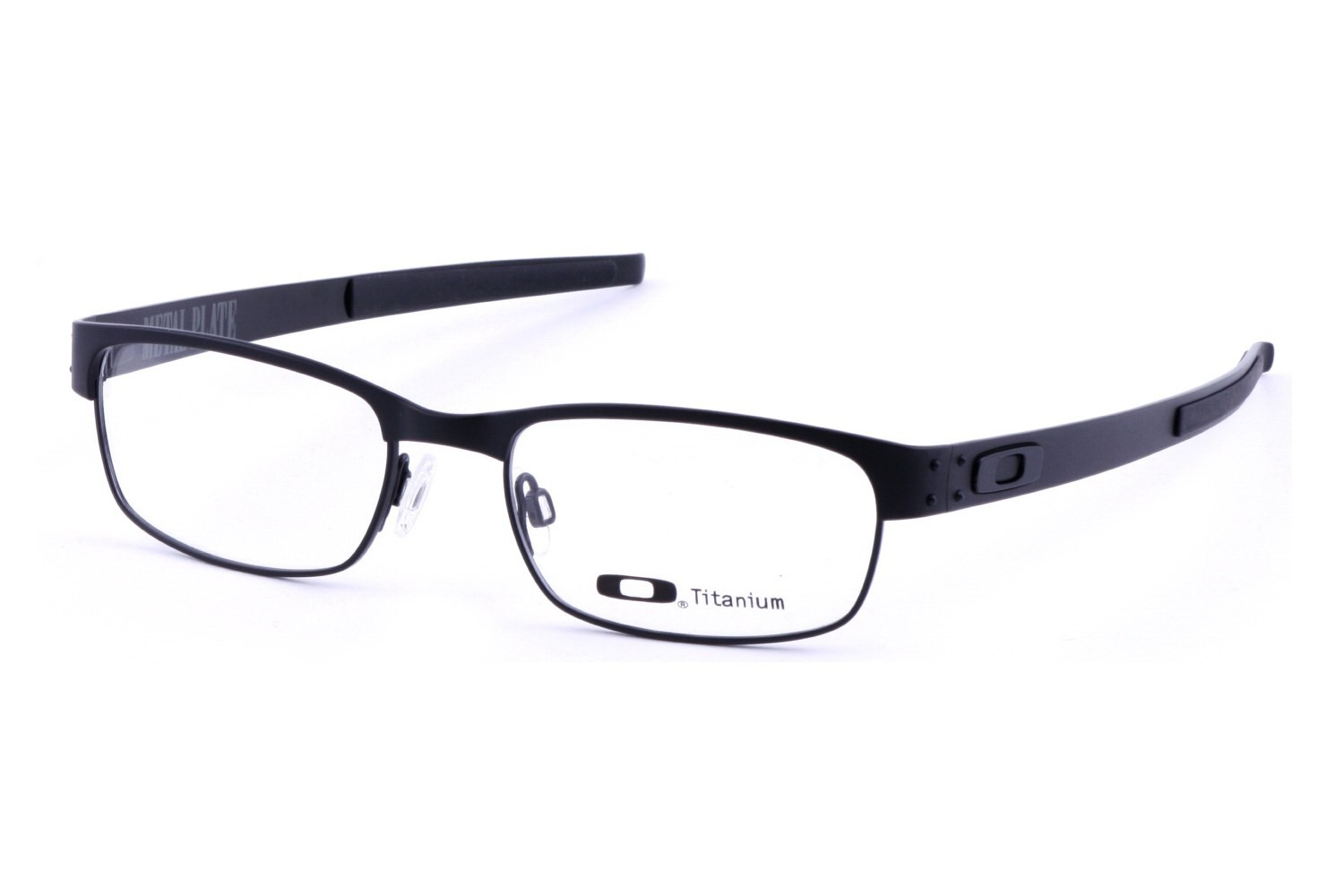 oakley metal plate 53 prescription eyeglasses