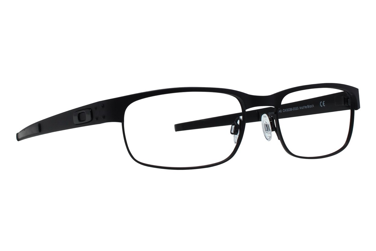 Oakley Metal Plate (55) Black Eyeglasses