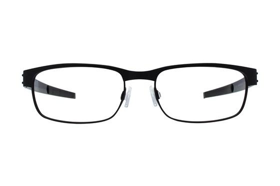 Oakley Metal Plate (55) Black Eyeglasses