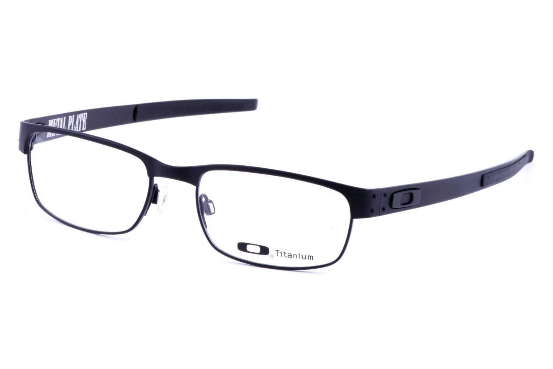 Oakley Metal Plate 55 Prescription Eyeglasses Frames