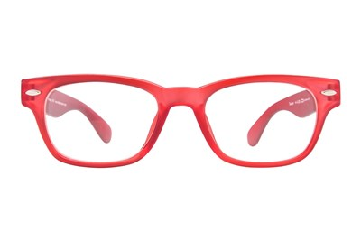 Peepers Rainbow Bright Reading Glasses Red