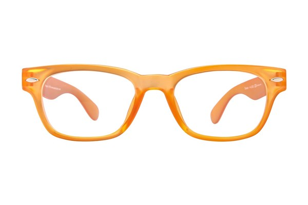 Peepers Rainbow Bright Reading Glasses ReadingGlasses - Orange