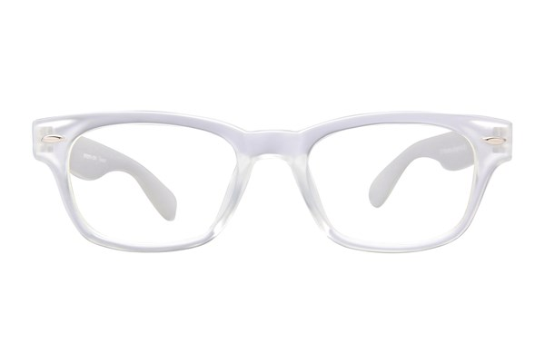 Peepers Rainbow Bright Reading Glasses White ReadingGlasses