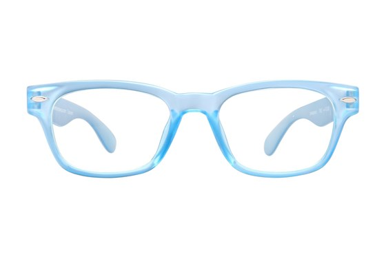 Peepers Rainbow Bright Reading Glasses Blue