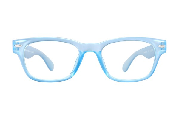 Peepers Rainbow Bright Reading Glasses ReadingGlasses - Blue