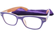 Peepers Bellissima Wayfarer Reading Glasses