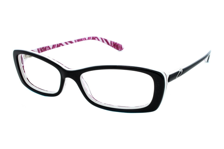 Oakley Cross Court Breast Cancer Awareness Edition 53 Prescription Eyeglasses Frames