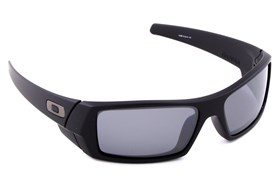 Oakley Gascan Iridium Polarized Black