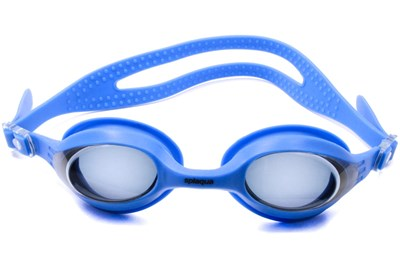 Splaqua Tinted Prescription Swimming Goggles Blue