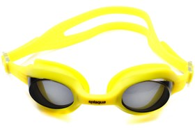 Splaqua Tinted Prescription Swimming Goggles Yellow