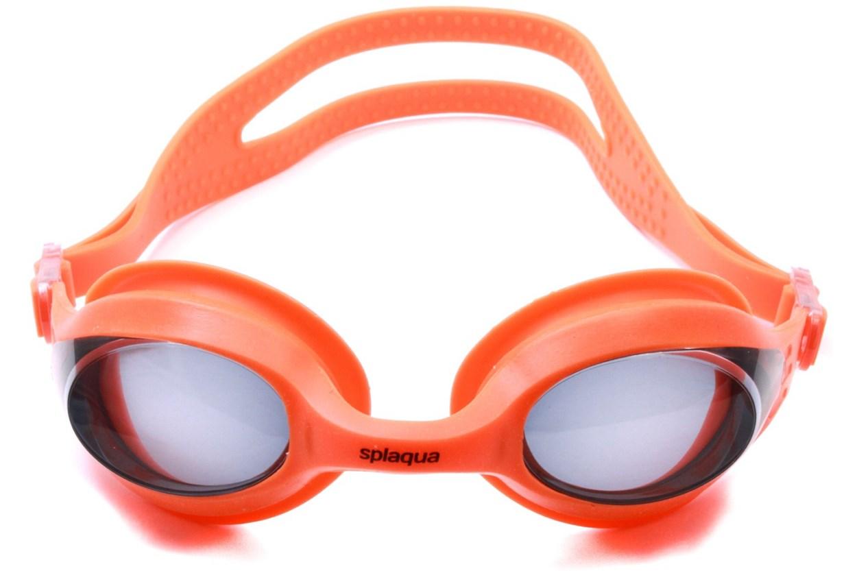 Splaqua Tinted Prescription Swimming Goggles Orange SwimmingGoggles