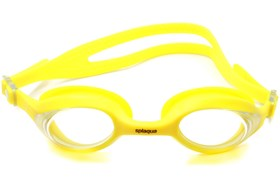 Splaqua Clear Swimming Goggles Yellow