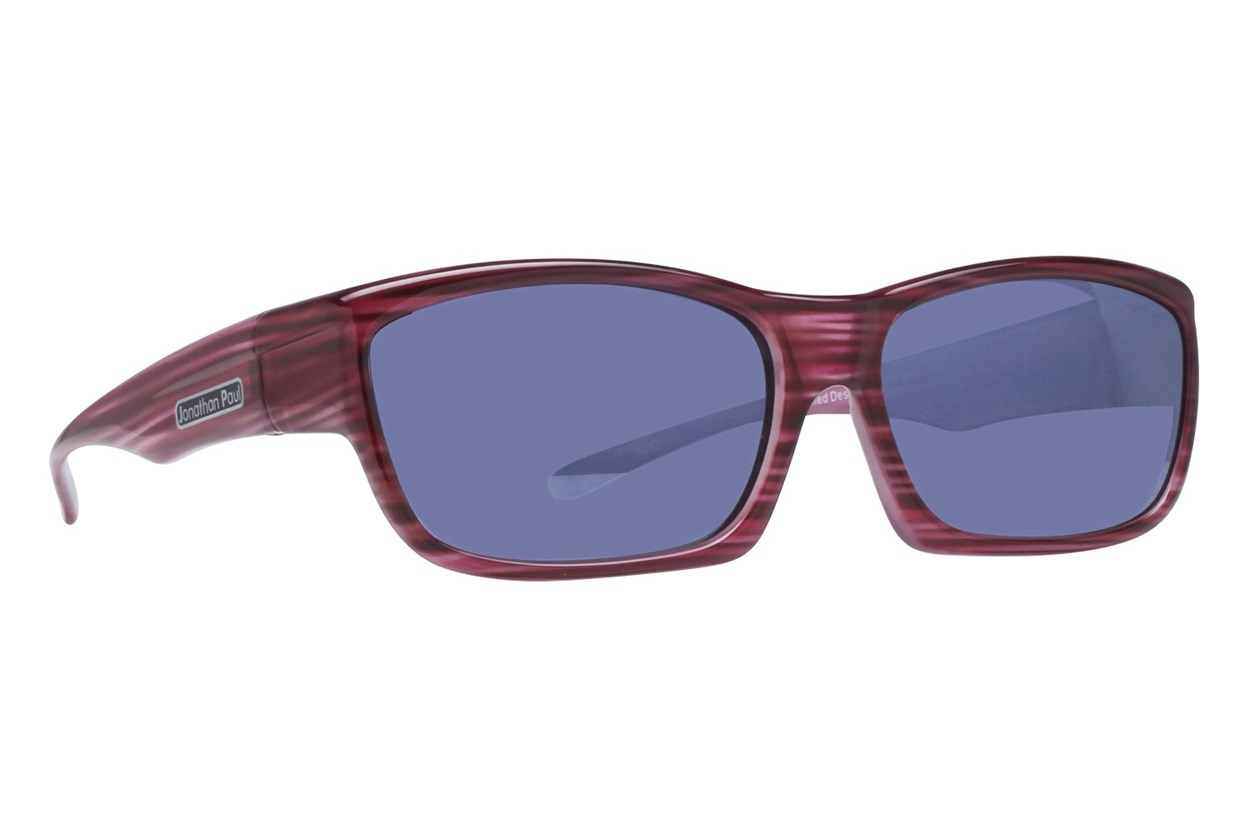 Fitovers Eyewear Coolaroo Over Prescription Sunglasses Red Sunglasses
