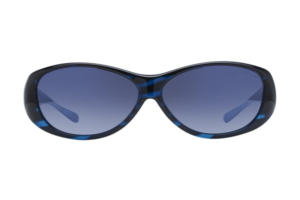 Fitovers Eyewear Kiata - Over Prescription Sunglasses Sunglasses - Blue