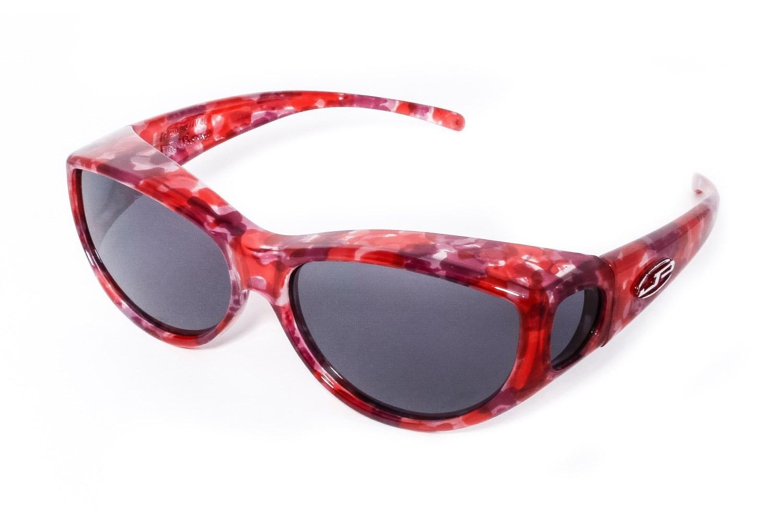 Fitovers Eyewear Ikara Fit Over Prescription Sunwear for Corrective Eyewear