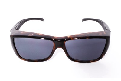 Fitovers Eyewear Neera - Over Prescription Sunglasses Black