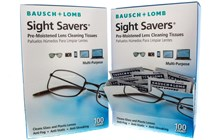 Sight Savers Pre-Moistened Eyeglasses Cleansing Tissue (200 Towelette)