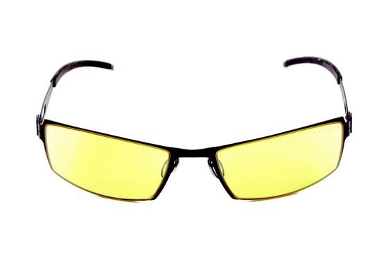 Gunnar Sheadog Head Set Compatible Gamer Glasses Black ComputerVisionAides