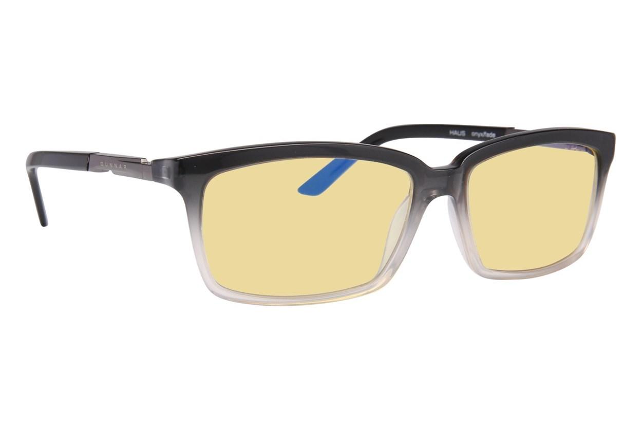 Gunnar Haus Computer Glasses Black ComputerVisionAides