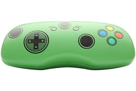 CalOptix Game On Video Games Eyeglasses Case Green