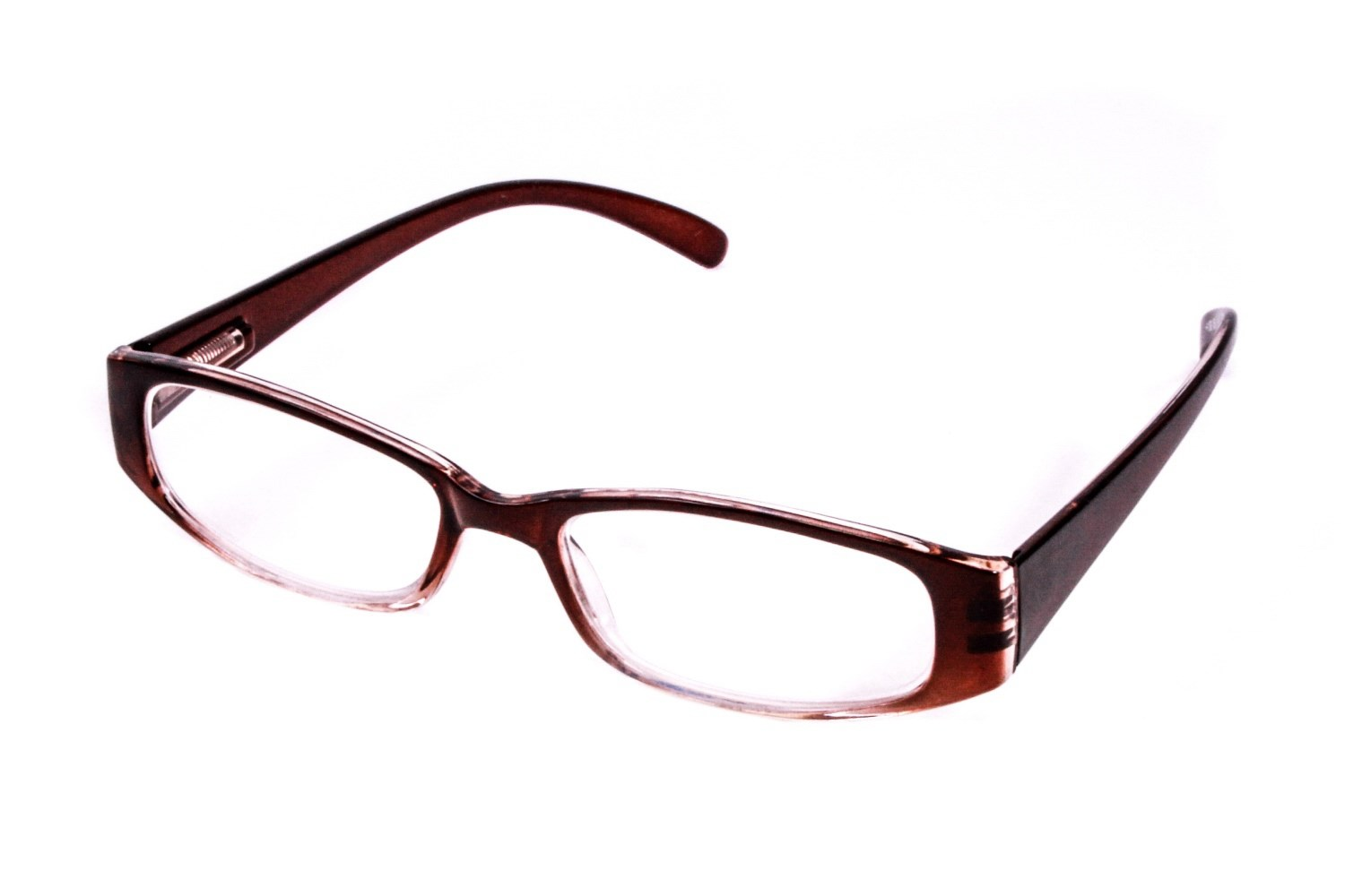 Amcon Brown Ombre Reading Glasses