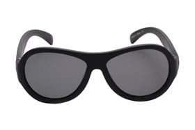 Babiators Polarized Sunglasses for Babies - Solid Black