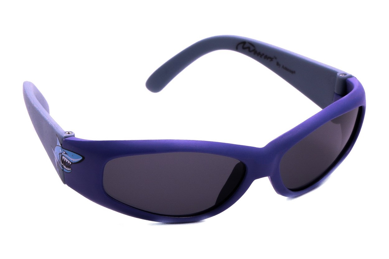 Weezers Shark Blue Sunglasses